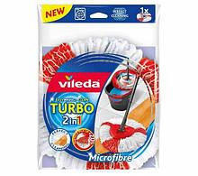 Сменная насадка для швабры моп Vileda EasyWring & Clean Turbo