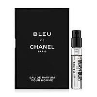 Chanel Bleu de Chanel Eau de Parfum, мужская парфюмированная вода, 1,5 мл