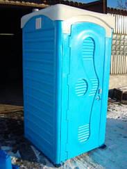 Біотуалет - туалетна кабіна
