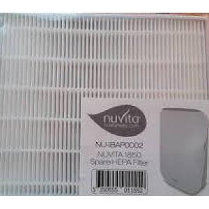 Фільтр Nuvita HEPA NU-IBAP0002 до очищувача повітря NV1850
