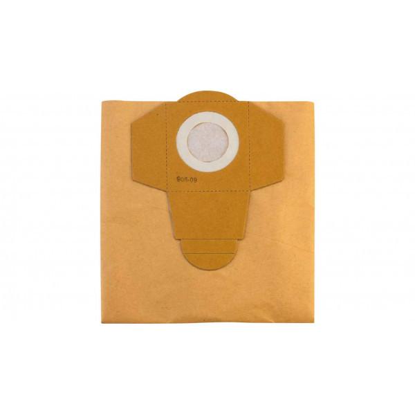 Набір мішків Einhell паперові для пилососа, 20л (5 шт)