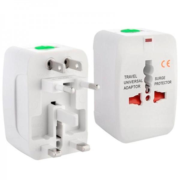 Зарядний пристрій для телефону CHINA Travel Adapter All in One