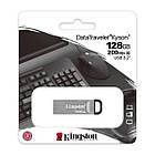 Флеш пам'ять 32 GB USB 3.2 Kingston DT Kyson (DTKN/128 GB), фото 2