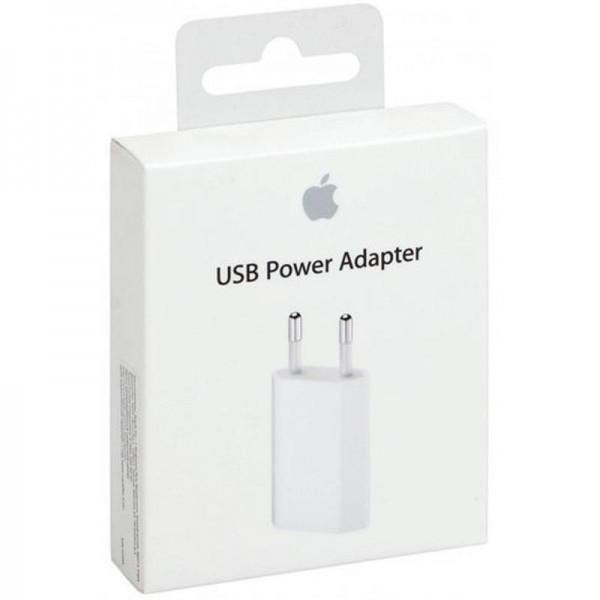 Зарядний пристрій для телефону CHINA for iPhone 5 (MD813ZM/A) (тех.пак)