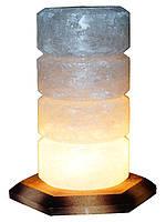 Солевая лампа Цилиндр Свеча (3 кг)