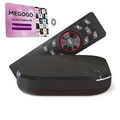 TV BOX  Maximum |  + MEGOGО Кино и ТВ