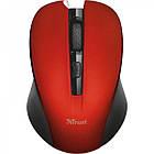 Мишка безпровідна Trust Mydo (21871) Red USB, фото 2