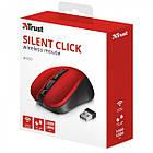 Мишка безпровідна Trust Mydo (21871) Red USB, фото 5