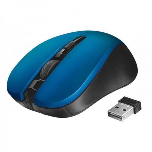 Мишка безпровідна Trust Mydo (21870) Blue USB