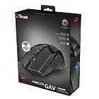 Мишка безпровідна Trust GXT 103 Gav (23213) Black USB, фото 6