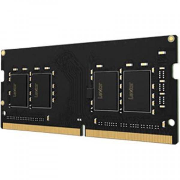 Модуль памяті для ноутбука SoDIMM DDR4 16GB 2666 MHz Lexar (LD4AS016G-R2666G)