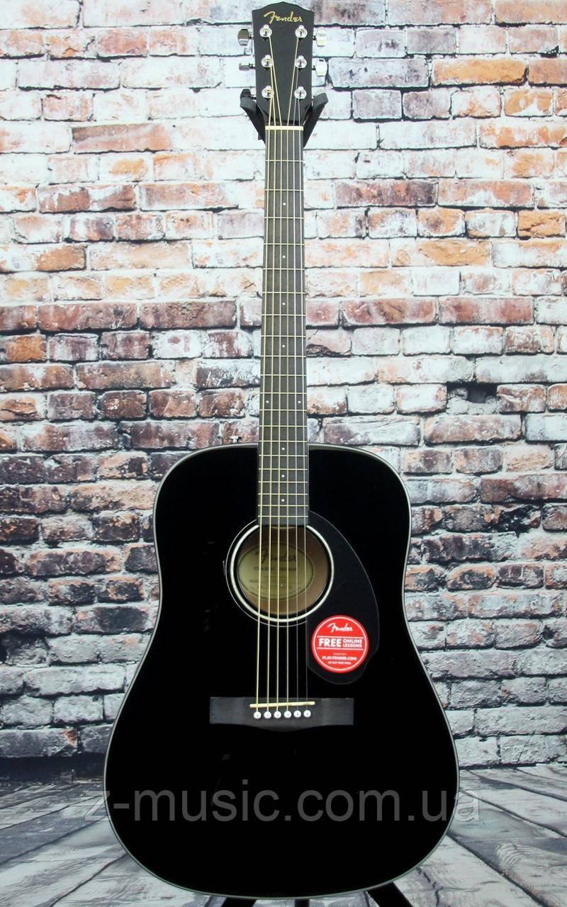 Гітара акустична Fender cd60s nat