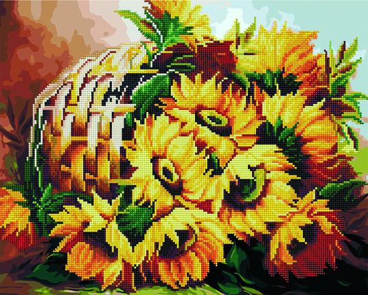 Соняшники в кошику, фото 2