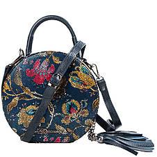 Женская кожаная сумка DESISAN SHI578-415, фото 3