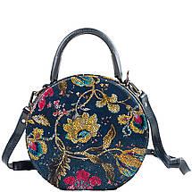Женская кожаная сумка DESISAN SHI578-415, фото 2