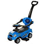 Машинка дитяча з батьківською ручкою Bambi Z 321, фото 5
