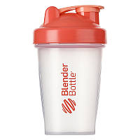Шейкер спортивный BlenderBottle Classic 590ml Clear/Coral, фото 1