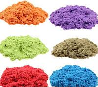 Цветной Кинетический песок 3 Кг Kinetic Sand, Wabafun. Оригинал Швеция!