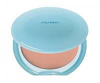 Shiseido Пудра для лица компактная матирующая без масел Matifying Compact Oil-free SPF 15 10 Light Ivory