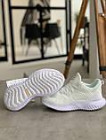 Кроссовки Adidas Alphabounce Instinct White Адидас Альфабаунс Инстинкт Белые (41,42,43,44,45), фото 8