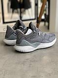 Кроссовки Adidas Alphabounce Instinct Grey Адидас Альфабаунс Инстинкт Серые (41,42,43,44,45), фото 2