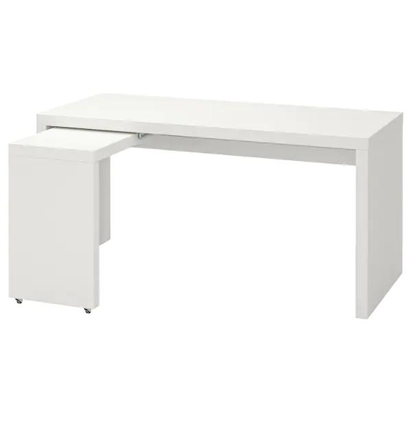 Комп'ютерний стіл MALM 151х65 см