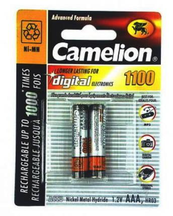 Батарейки CAMELION R3 (ALKALINE), AAA, фото 2