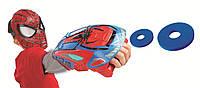 Автоматический бластер Человека-паука Hasbro оригинал из США