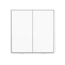 Беспроводной выключатель Xiaomi Aqara Wireless Switch D1 (2 кнопки) WXKG07LM
