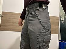 Горнолыжные тёплые штаны сноуборд  Thinsulate, фото 3