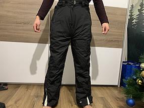 Горнолыжные тёплые штаны сноуборд  Thinsulate с подтяжками