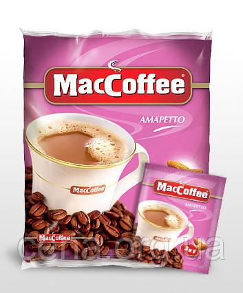 MacCoffee 3в1 Амарето  18 г 20 шт
