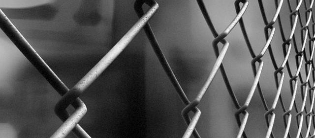 Забор из сетки рабица Одесса