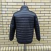 Чоловіча куртка демісезонна під гумку розміри 48-52, фото 3