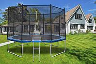 Батут для стрибків FitNet 312 см Батут для детей