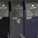 Бесшовные мужские демисезонные носки Pier Lone Турция, фото 3