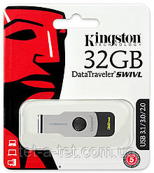 Флеш-пам'ять USB Kingston DataTraveler 70 32GB USB Type-C