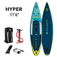 Надувная доска SUP Aqua-Marina HYPER TOURING 11.6 без весла