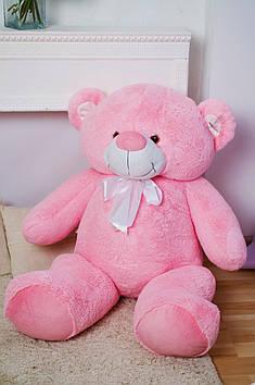 Плюшевий Ведмедик Бойд 160 см Рожевий