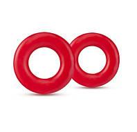 Ерекційні кільця HARD DONUT RINGS RED, фото 1