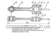Болт противовеса компрессор  4ВУ1-5\9 черпак