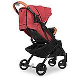 Прогулочная коляска с дождевиком , москитная сетка 3910 CARMINE RED, фото 4