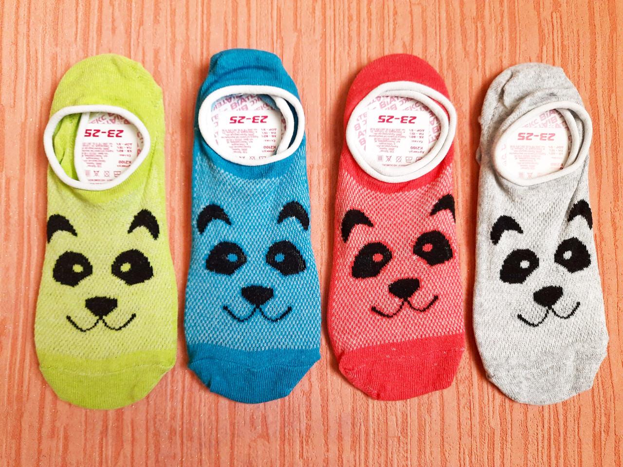 Сліди шкарпетки жіночі р. 23-25 бавовна стрейч Україна. Від 6 пар по 8 грн