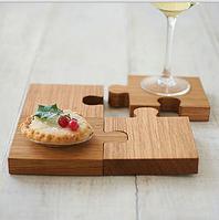 Сервировочные доски из дерева – подавайте блюда оригинально