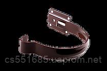 Держатель желоба малый металл 90/75. Водосточные  системы Profil (Профиль)