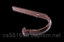 Держатель желоба металлический 90/75. Водосточные  системы Profil (Профиль)