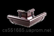 Угол внутренний 90° 90/75. Водосточные  системы Profil (Профиль)