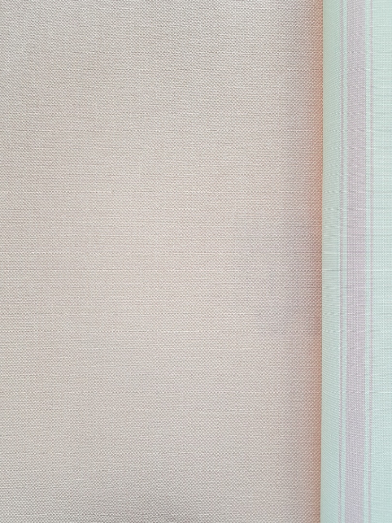 Обои виниловые на флизелине AdaWall Ada Kids метровые детские однотонные ярко розовые