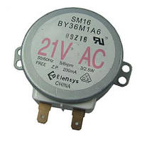 Двигатель СВЧ (21V) Samsung код DE31-10154D