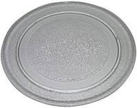 Стеклянная тарелка для микроволновой печи LG/Goldstar диаметр 245 мм код 3390W1A035D